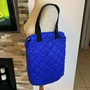 Old Navy Tall Quilted Tote Bag
